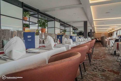 Das Panorama Restaurant auf der nickoSPIRIT