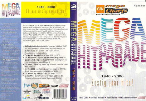 Mega hitparade CD-rom 1946 - 2006 (2006)
