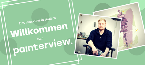Das painterview mit Guido Zimmermann - artikoo