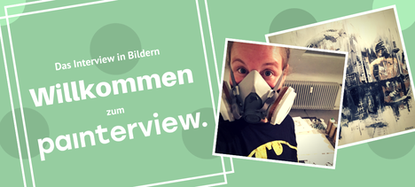 Das painterview mit Justus Becker - artikoo