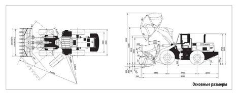 Komatsu WA470-3 характеристики