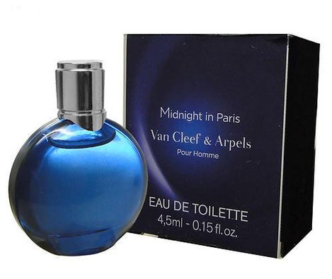 MIDNIGHT IN PARIS - EAU DE TOILETTE POUR HOMME, 4,5 ML