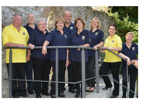 erweiterte Vorstandschaft - Stand 2015