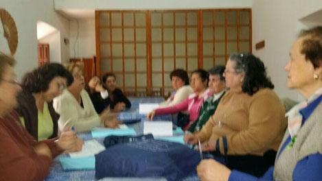Alumnas de Fuenllana
