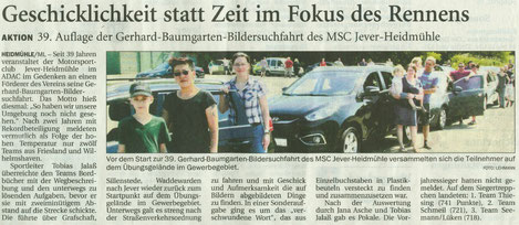 Wilhelmshavener Zeitung 29.05.18