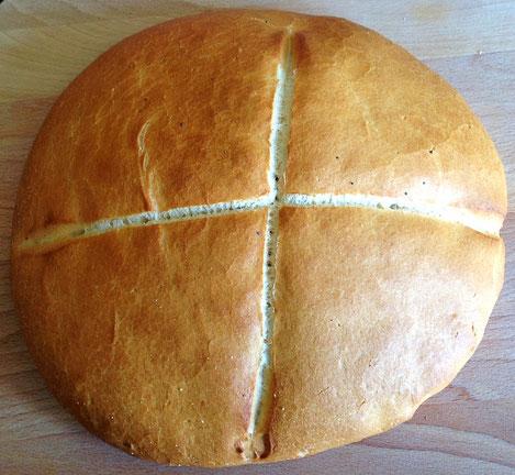 Marokkaans brood.