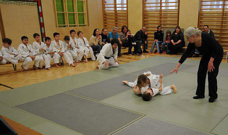 Interessantes zum Judo-Training