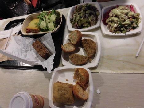 オーガニックIKU WHOLEFOOD(アイク)のグルテンフリー食、ラザニア感激