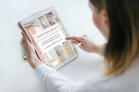 Ordnung im Kleiderschrank und Outfit-Tipps