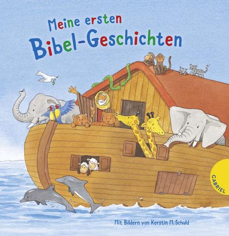 Meine ersten Bibel-Geschichte 01|2017 Gabriel