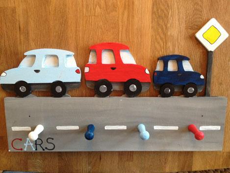 Garderobe Cars