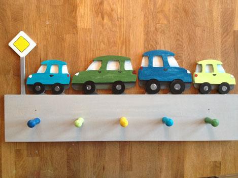 Garderobe Autobahn