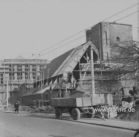 Wiederaufbau 1949