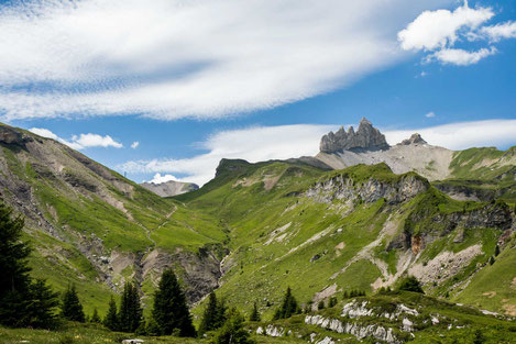 Lobhorn Isenfluh Sulwald Lauterbrunnental Interlaken