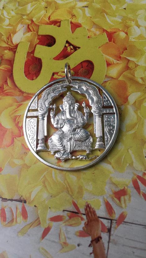 Münzsägewerk Katrin Thull | Indien - Ganesha Glücksbringer