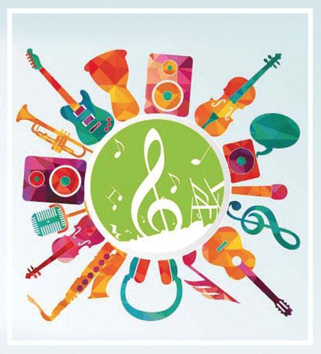 Cours de formation musicale pour enfants et pour adultes en cours du soir.