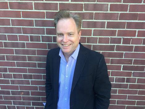 Picture of website author Garry Murdock, taken November 2016.