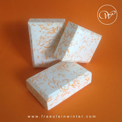 Confetti soap by Fräulein Winter
