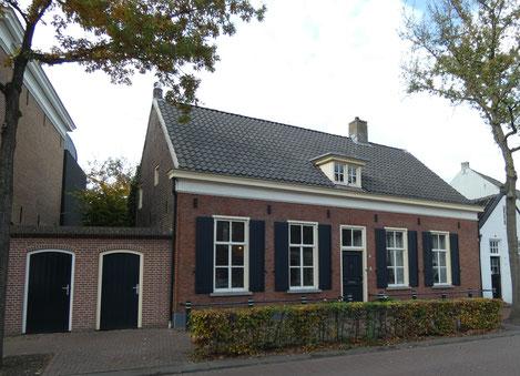 Berg 31 Nuenen, bouwhistorisch onderzoek woonhuis negentiende eeuw, gemeentelijk monument