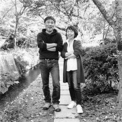 D様ご夫婦(2019年11月 白黒フィルム撮影)