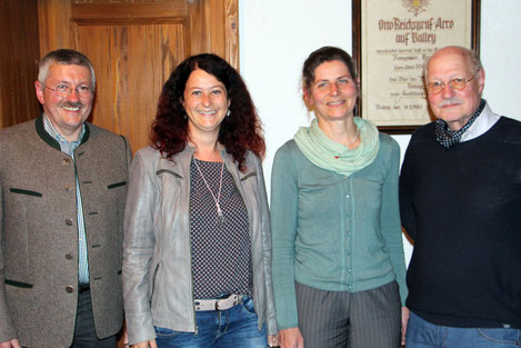 Foto vom Vorstand