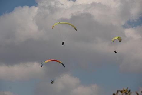 Paragliding Gleitschirmfliegen Kolumbien Tour buchen