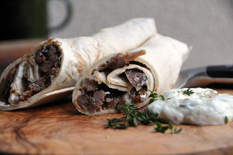 Oberhitzegrill umbaubar und  multifunktionell. Ob für Gyros, Fisch, Schaschlik oder Dessert.