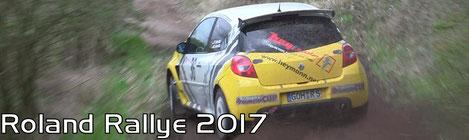 Roland Rallye 2017