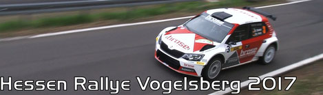 Hessen Rallye Vogelsberg 2017