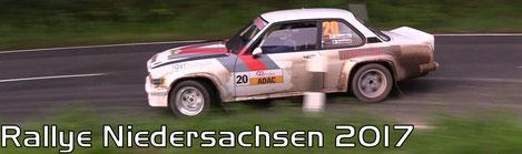 Rallye Niedersachsen 2017