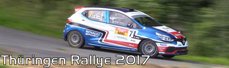 Thüringen Rallye 2017