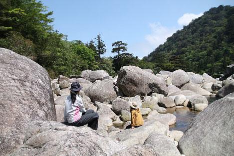 8月7日、8日縄文杉1泊ツアーは、女性限定!一人旅大歓迎!