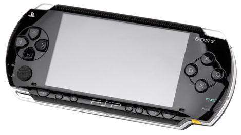 Sony PSP (PlayStation Portable), 2004