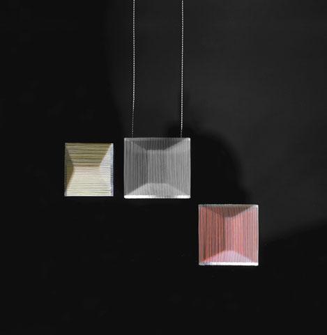 pendentif  papier- design -exposition le bijou d'auteur Paris- bijou contemporain contemporary jewelry bruxelles
