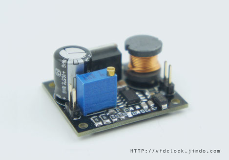 OpenHardware-10W-MC34063 based High Voltage power supply module-High efficiency-Small Size