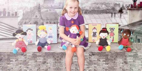 Mistinguettes, la mejor muñeca para regalar estas Navidades
