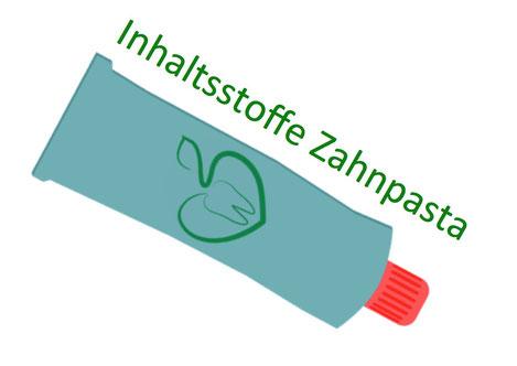 Inhaltsstoffe Zahnpasta