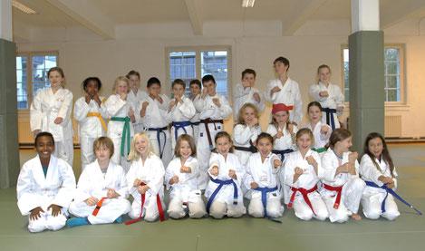 Karateschule Tübingen Selbstsicherheit