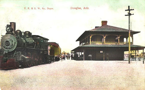 OLD DOUGLAS UNION STATION