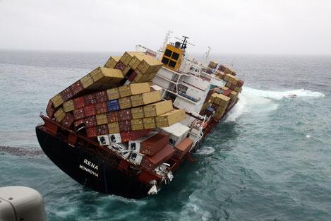 Seguro Transporte Maritimo