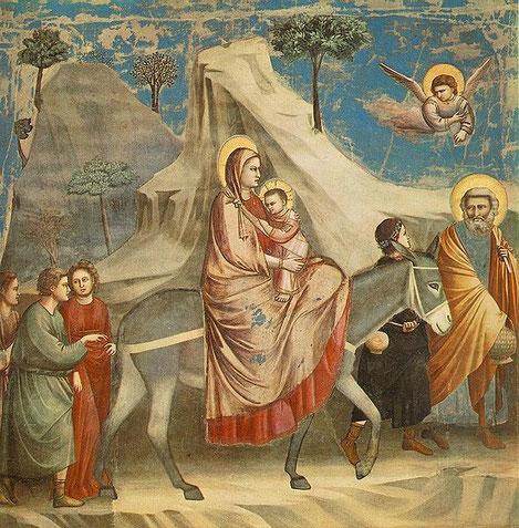 Giotto [Public domain or Public domain], via Wikimedia Commons
