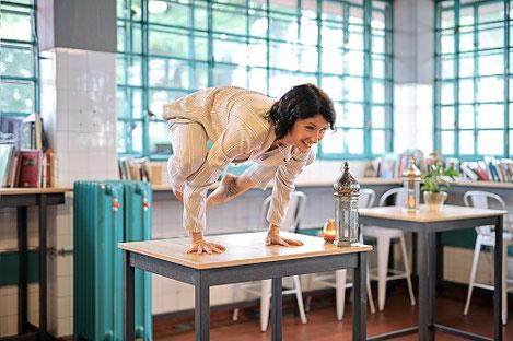 Weiterbildung Business-Yoga