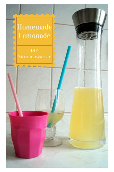 Vitamin Bombe im Winter: Zitronenwasser