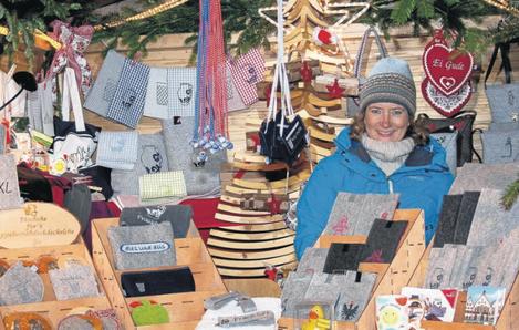 Weihnachtsmarkt am Goethetum 2015