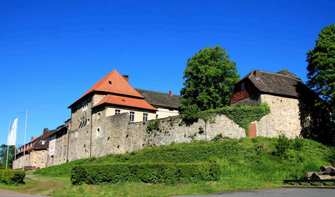 Burg Sternberg © Marketing Extertal e.V.