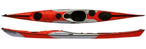 Aquarius Sea Leopard 490 アクエリアス シーレパード490