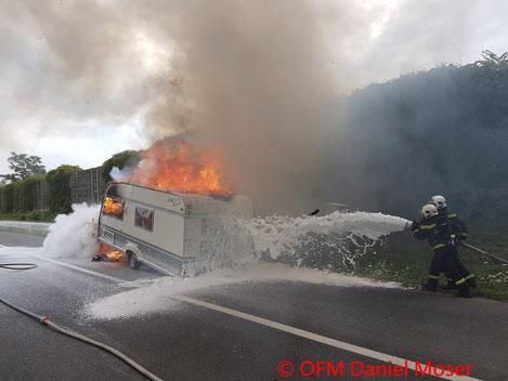 © Freiwillige Feuerwehr Brunn am Gebirge/OFM Daniel Moser