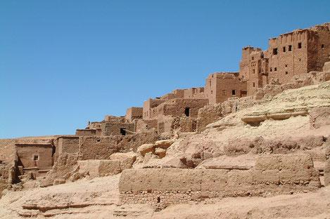 Ait-Benhaddour, Dorf in Marokko