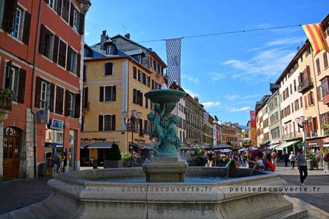 place St-Léger  Chambéry savoie