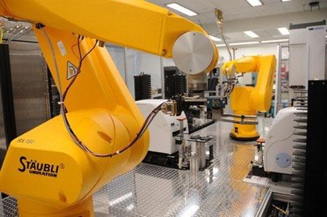 Tox21 Robot B-Roll